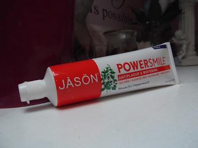 JĀSÖN zubná pasta
