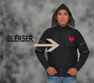 Blekser - Penutup Resleting