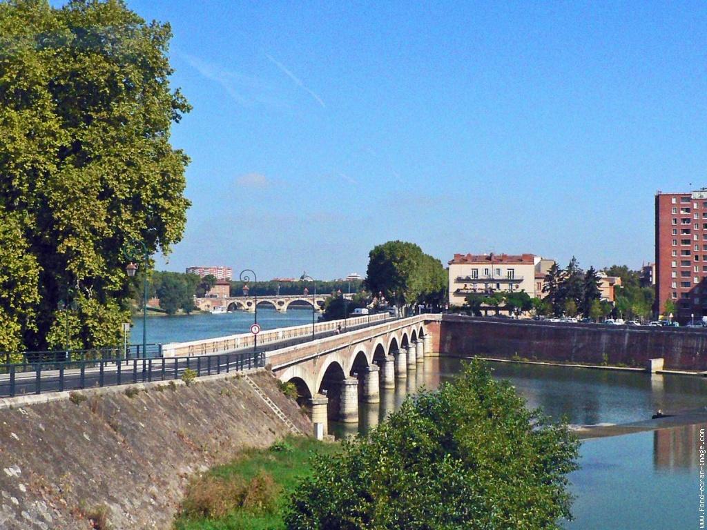 TOP WORLD TRAVEL DESTINATIONS: Toulouse, France