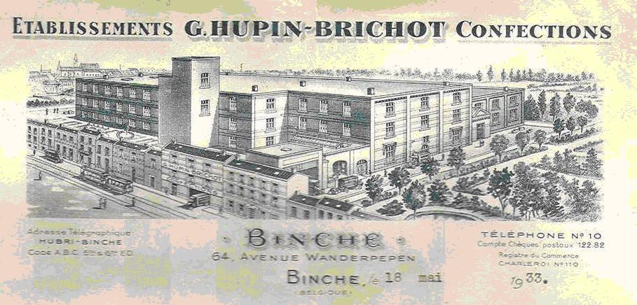 T 39 avau binche la firme hupin brichot - Chambre syndicale des notaires ...