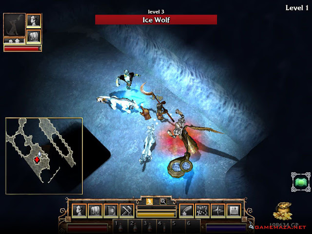 Fate Undiscovered Realms Gameplay Screenshot 3
