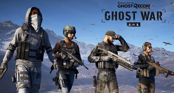 لعبة Ghost Recon Wildlands ستتوفر للتجربة المجانية نهاية الأسبوع على جميع الأجهزة !