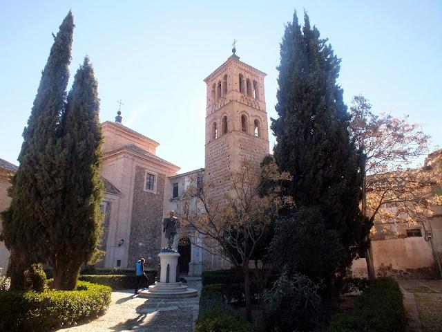 itinerario por la judería de Toledo