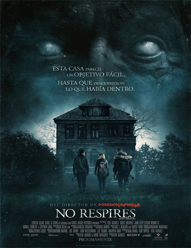 Ver No respires (Don't Breathe) (2016) Online