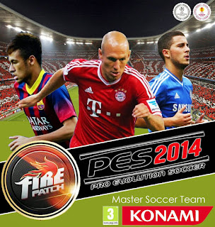 PES 2014 Fire Patch 2014