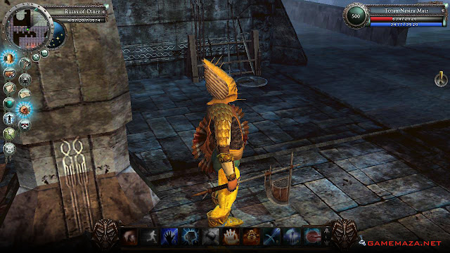 Legends Of Dawn Reborn Gameplay Screenshot 2