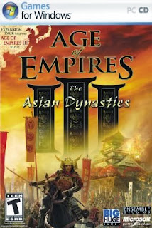 Age of Empires III: The Asian Dynasties Torrent