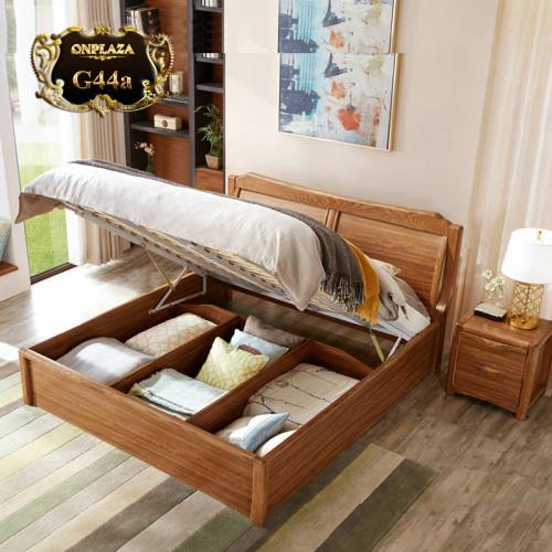 Giường ngủ hiện đại G44
