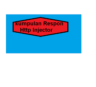 Respon Code Di Aplikasi HTTP Injector dan cara mengatasinya