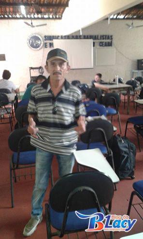 REPÓRTER DEUSIMAR OLIVEIRA, FAZ CURSO EM FORTALEZA