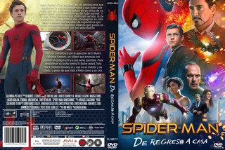 Spider-Man  Home comming - Spiderman De Regreso a Casa