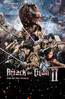 Attack on Titan 2 (2015) Full Movie Hindi Dubbed 720p BluRay ESubs Download