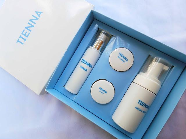 Kulit Wajah Sihat Dengan Tienna Skincare