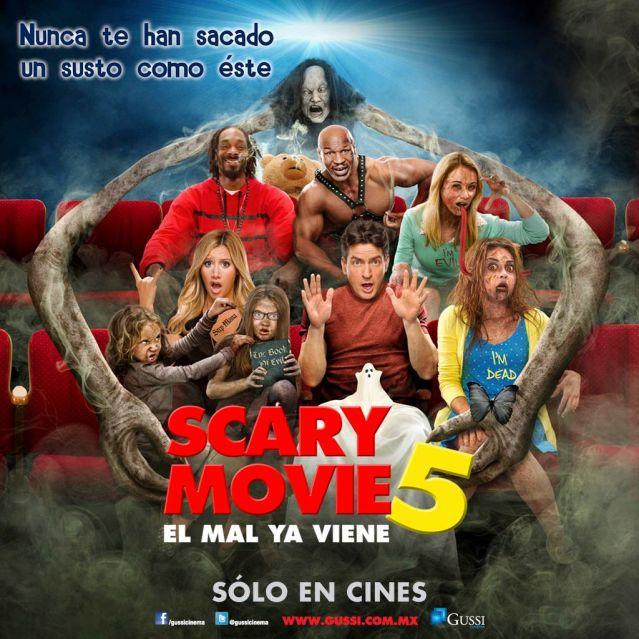 Scary Movie 5 Fixxxion Cine