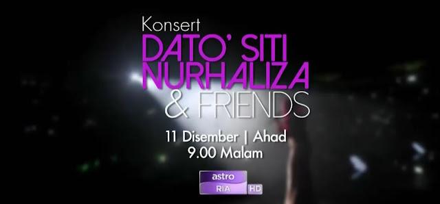 Konsert Siti Nurhaliza & Friends