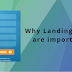 Why Landing Pages are important?