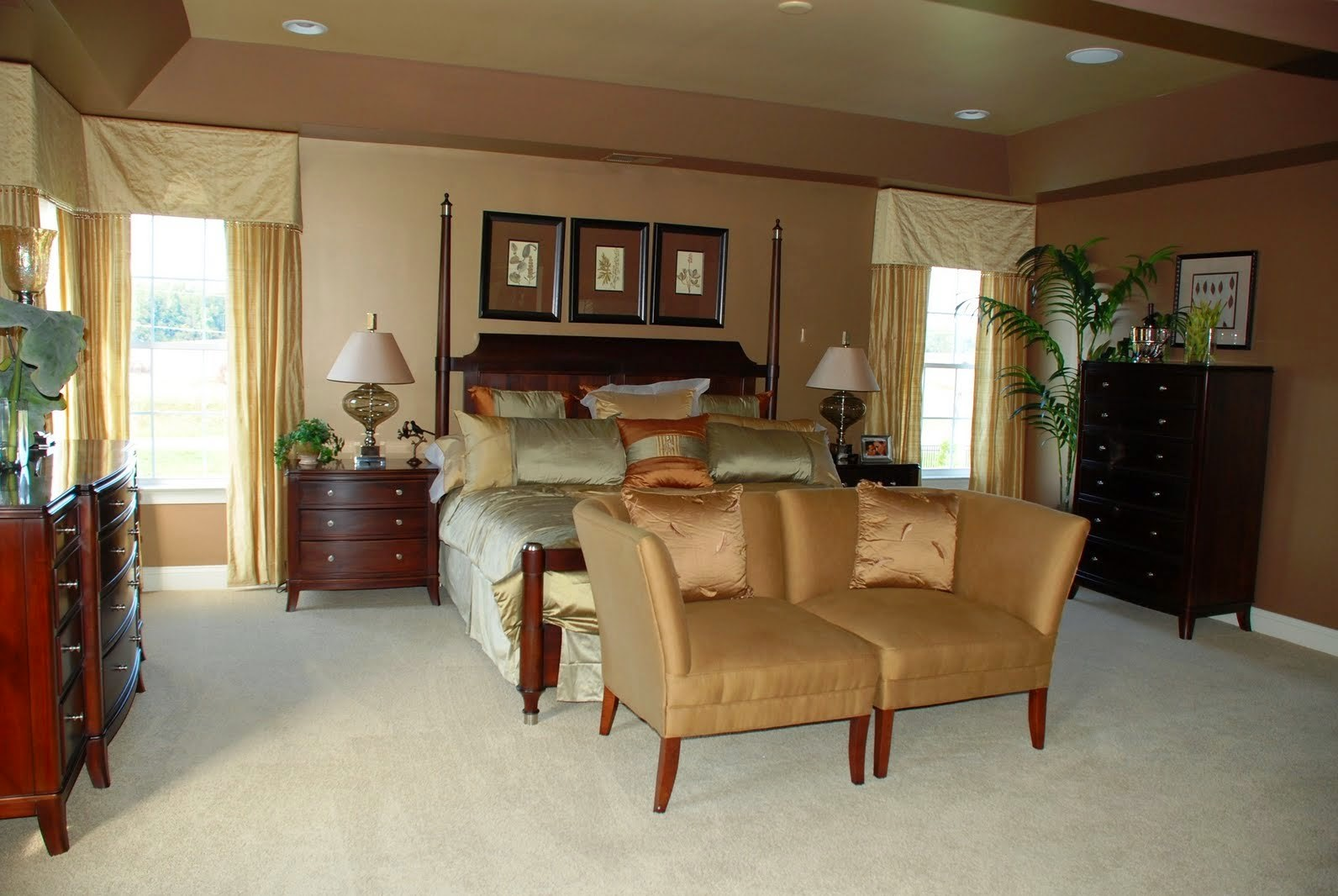 Bedroom Paint Ideas With Cherry Furniture Bedroom Paint Ideas Patterns Stripes And