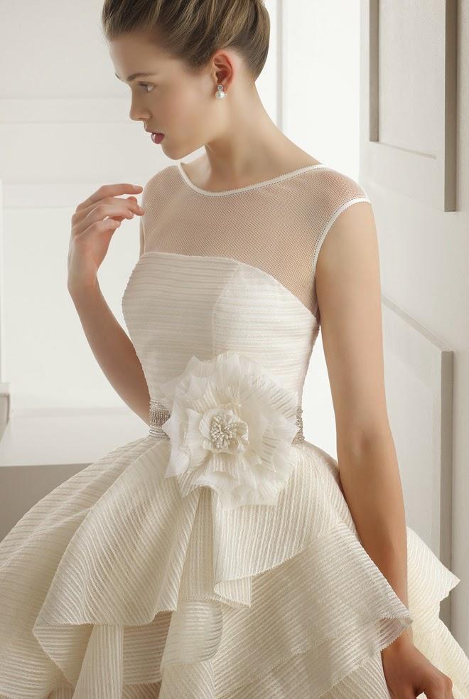 2 In 1 Wedding Dresses 61 Superb Please contact Rosa Clara