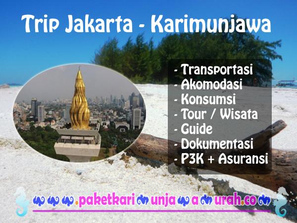 brosur paket wisata antar kota