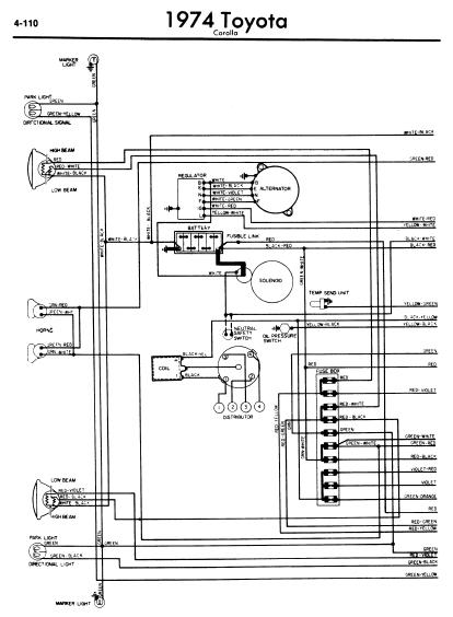 Toyota Electrical Wiring Diagram As Well Wiring Diagrams Free Download