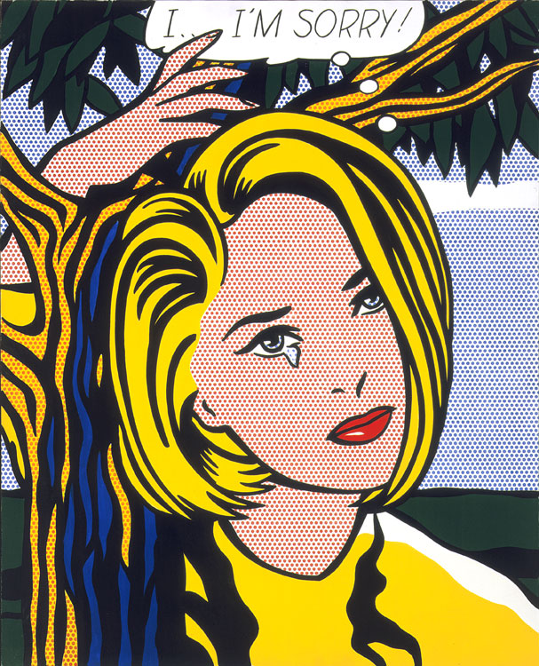 ART & ARTISTS: Roy Lichtenstein