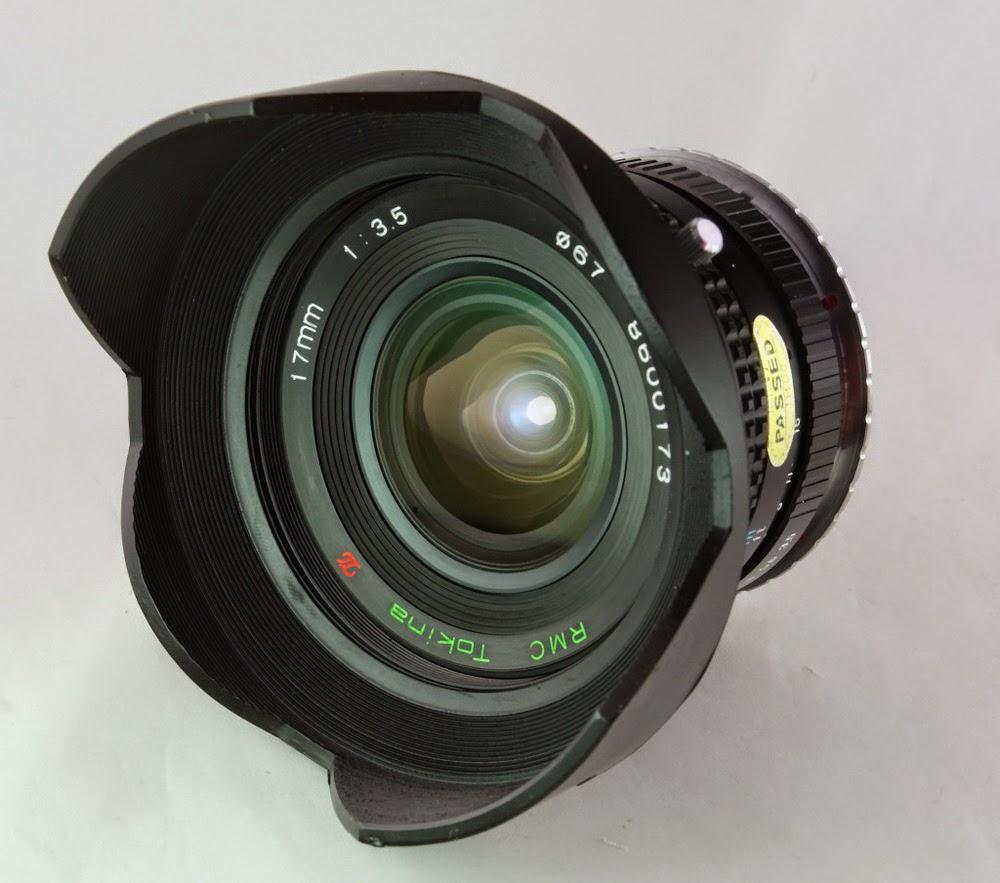 Lensa Analog untuk lendscape