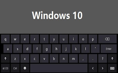 أهم اختصارات لوحة المفاتيح في ويندوز 10