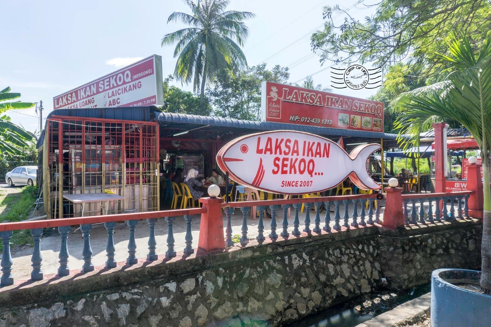 Laksa Ikan Sekoq Alor Setar Kedah