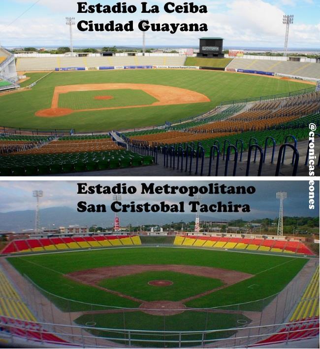Leones y Tiburones podrian jugar en Guayana y Tachira