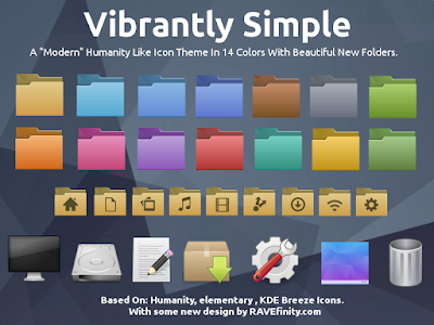 19 Best icon sets for Linux as of 2019 - Slant