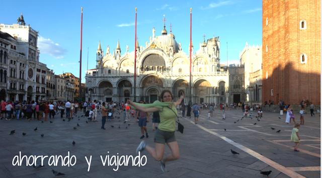 Italia Venecia Plaza San Marcos