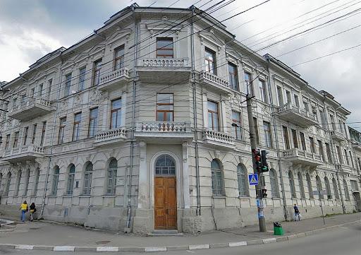 Дом на улице Ленина, 17 в Симферополе