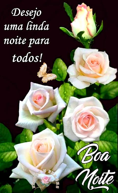 Tag Mens De Boa Noite Frases E Flores