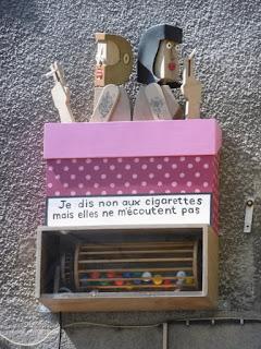Les enseignes automates, rue du Maréchal Joffre, Nantes, , malooka