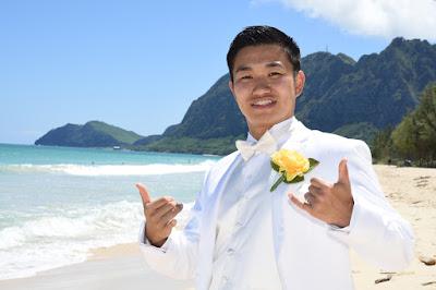 Hawaii Groom