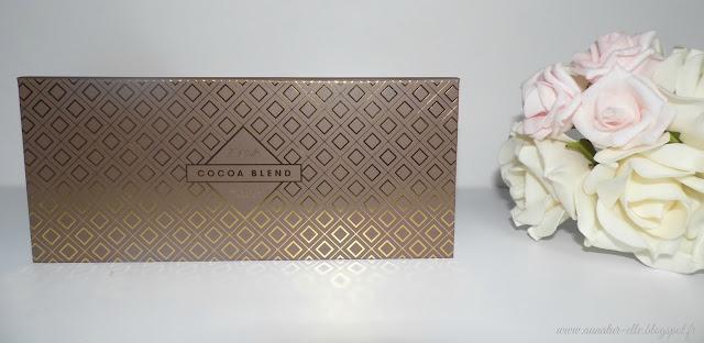 Palette cocoa blend Zoeva