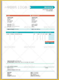 designer invoice template | resume business template, Invoice templates
