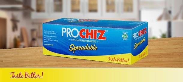keju prochiz spreadable, jual keju prochiz, distributor keju bekasi, keju oles