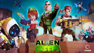Alien Creeps TD MOD APK 2.12.0