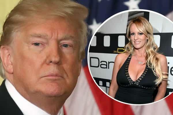 Trump habría amenazado con asesinar a una de las actrices porno que contrató en el pasado (+Para callarla)