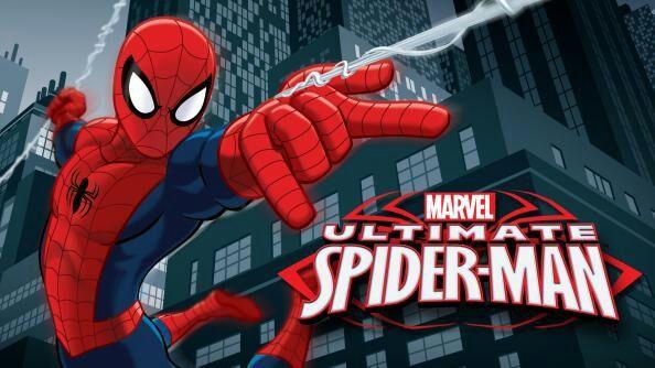 Ver Ultimate Spider-Man Online
