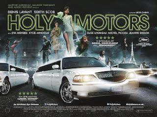 Holy Motors (2012) una película de Leos Carax