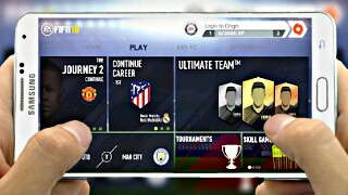 FIFA 18 MOD FIFA 14 Android Offline New Faces New Squad Update