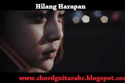 CHORD GITAR - Stand Here Alone ( Hilang Harapan )