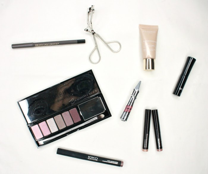 kiko benefit it cosmetics laura mercier lancome elf clarins