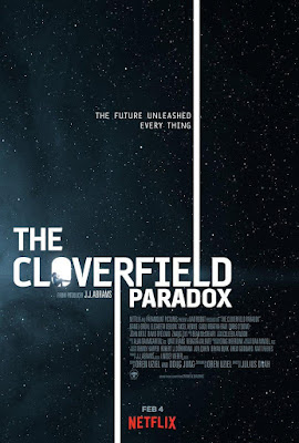 The Cloverfield Paradox 2018 DVD R1 NTSC Latino