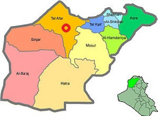 Koalisi Milisi Syiah Irak Rebut Bandara Tal Afar, Mosul Barat