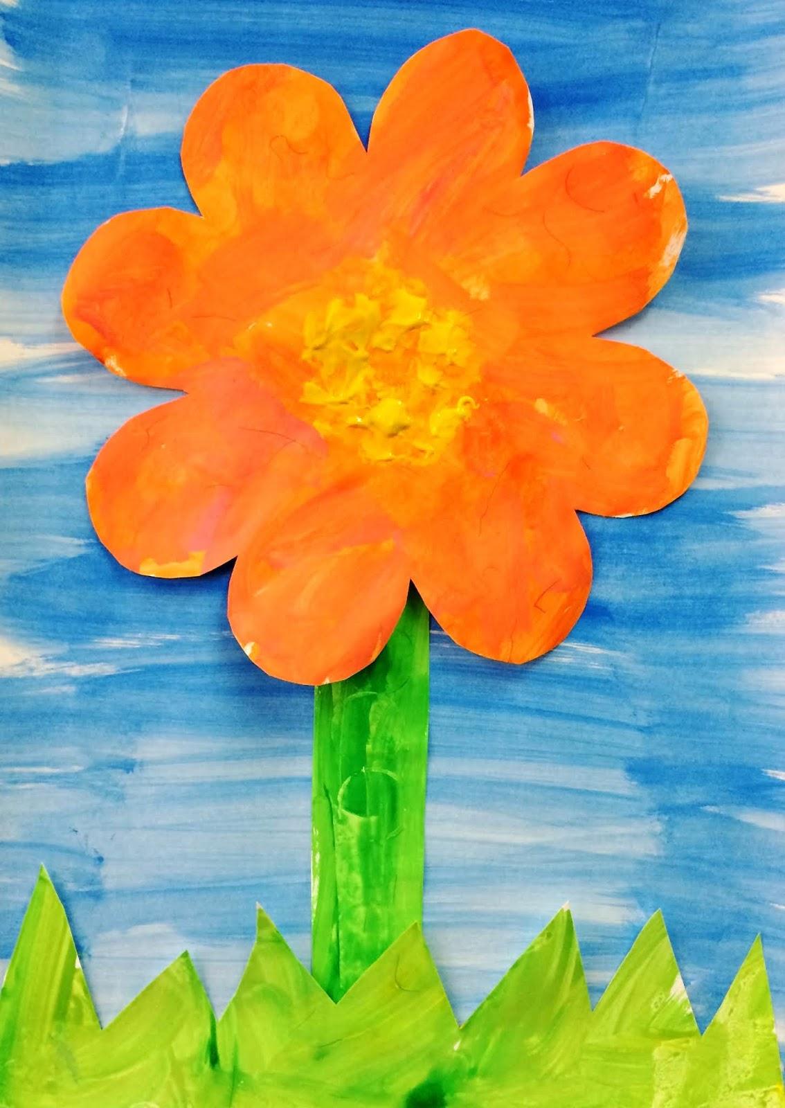 Flori, flori, multe flori, într-o mie de culori!