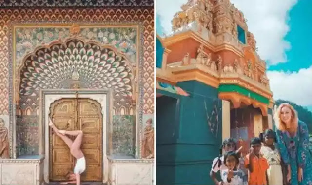 अमेरिकी blogger जयपुर में अपने iPhone X को खोया। अविस्वस्नीय तौर पर वापस मिला।