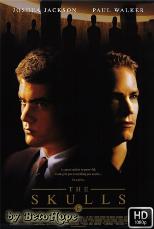 The Skulls: Sociedad Secreta 2000 | DVDRip Latino HD Mega 1 Link
